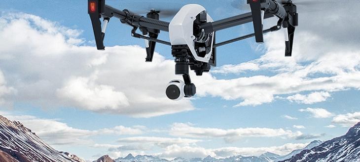 Bezpilotní DRONY s termovizí (UAS)