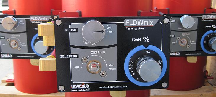 Přiměšovací zařízení FlowMix