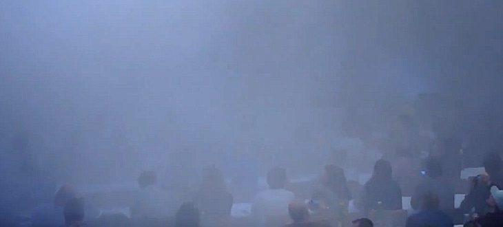 Novoroční nabídka kouřových simulátorů FireFog