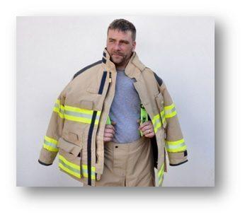 AKCE na zásahový ochranný oblek pro hasiče ZAHAS DRAGON INTEGRAL