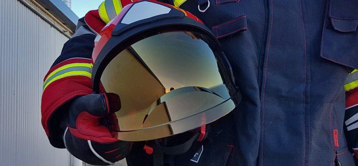 Přilba F15 v Austrálii