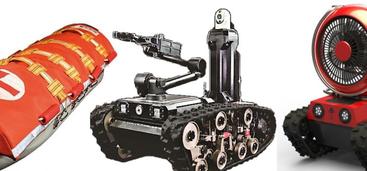 Záchranný robot v CZ/SK ?!