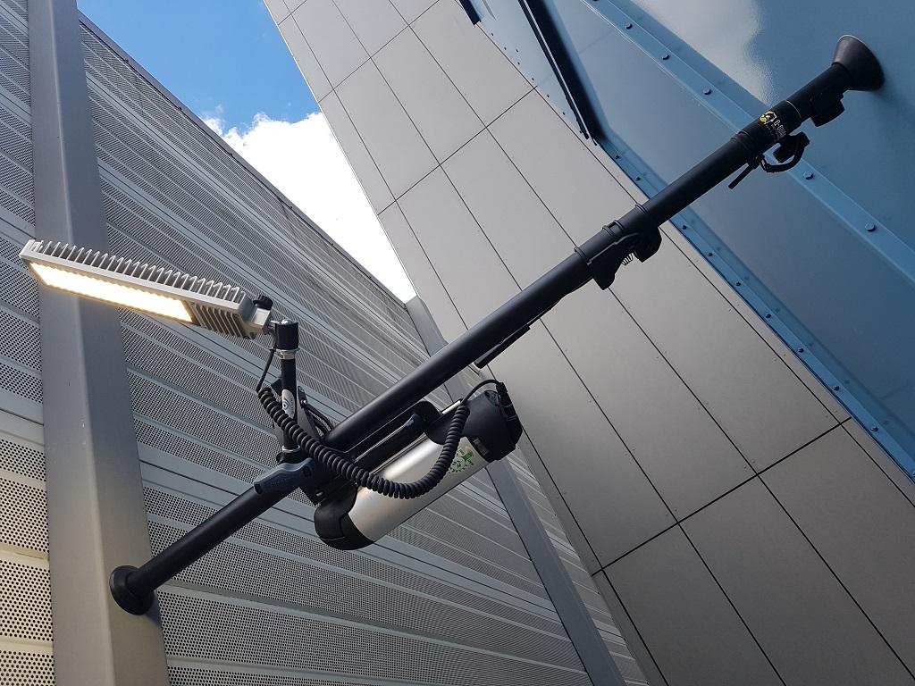 regulovatelné osvětlovací soupravy q-guar q-led