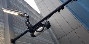 regulovatelné osvětlovací soupravy